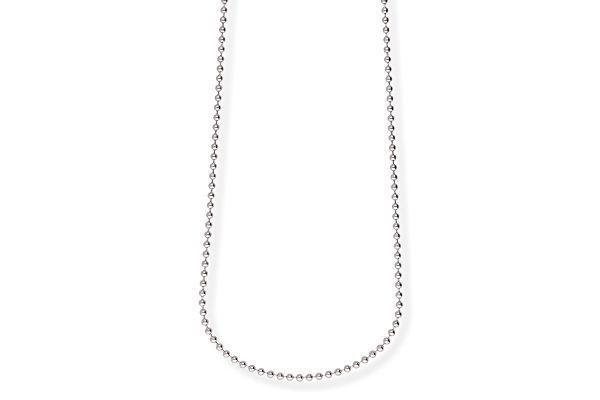 Blumenkind Halskette SC07390 aus 316L Edelstahl - 90 cm