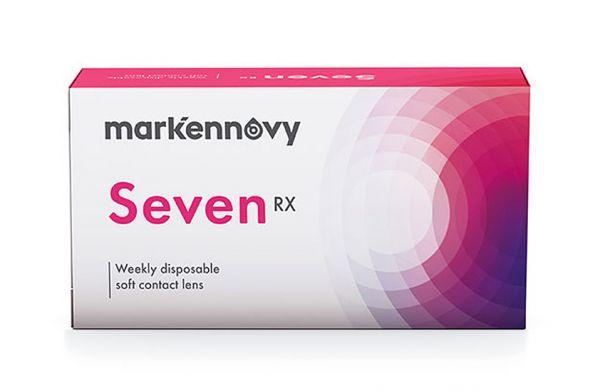 mark'ennovy Seven RX Wochen-Kontaktlinsen - Torisch 12 St.
