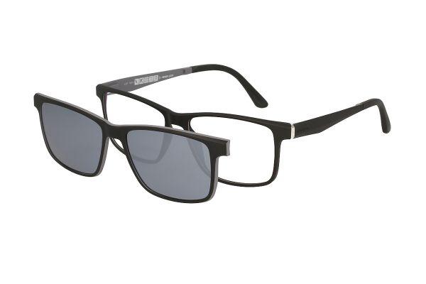 Solano Brille CL90100 C mit polarisiertem Magnet Sonnenclip