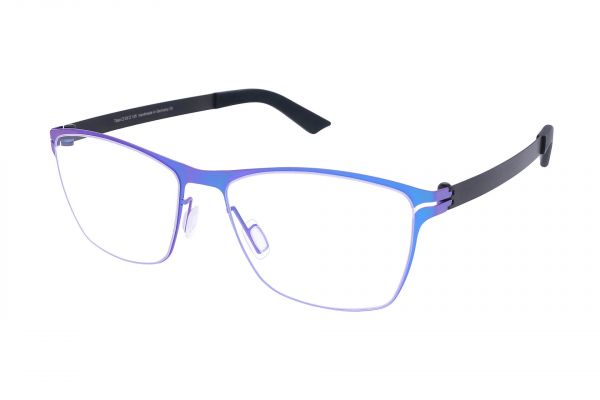 Grafix Brille GX 6509 Purple-Black • Titan
