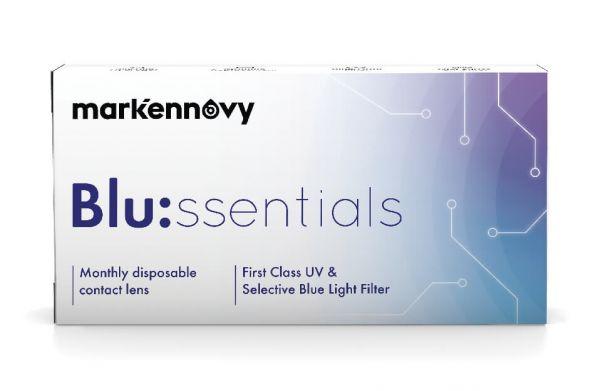 mark'ennovy Blu:ssentials Kontaktlinsen - Torisch 3 St.