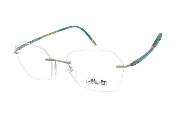 Silhouette Brille Titan Dynamics Contour 5540 8540