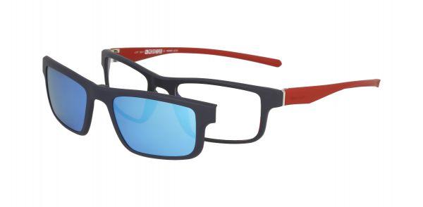 Solano Brille CL30011 A mit polarisiertem Magnet Sonnenclip