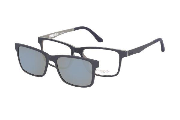 Solano Brille CL90047 C mit polarisiertem Magnet Sonnenclip