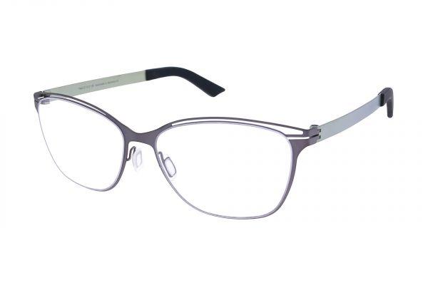 Grafix Brille GX 6572 Titanium-Olive • Titan
