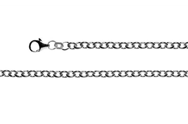 Bastian Collierkette 925 Silber Rhodiniert - 9143106000