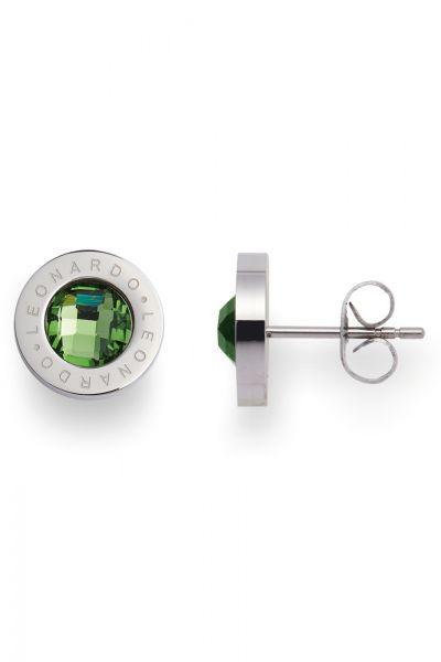 Leonardo Ohrstecker Matrix Grün 015105