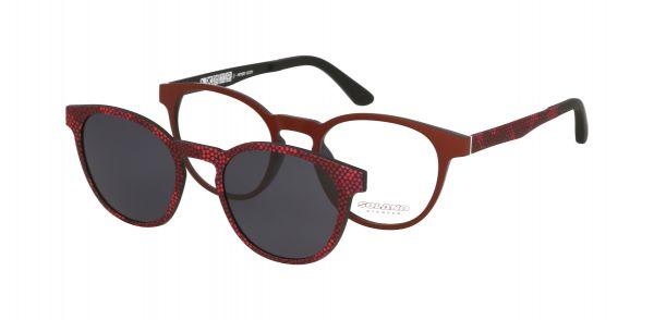 Solano Brille CL90056 G mit polarisiertem Magnet Sonnenclip