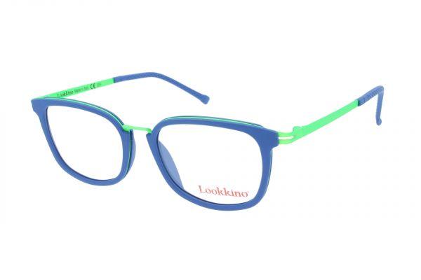 Lookkino Kinderbrille 3471 M1 • Nil Titanium