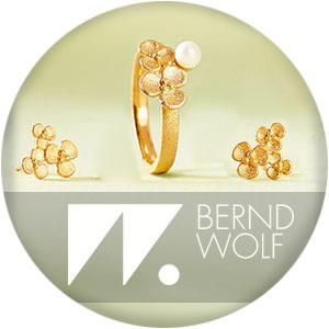 Bernd Wolf Schmuck ▻ Online Shop von Juwelier Weißmann