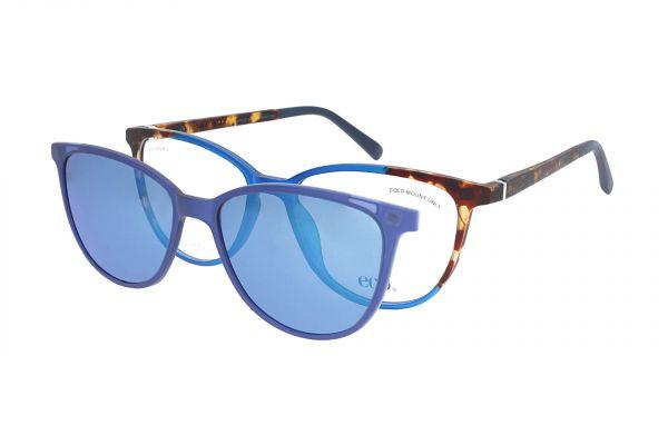 MODO Brille MARNE LBLUT mit Magnet-Sonnenclip
