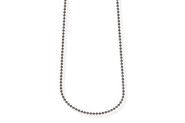 Blumenkind Halskette SC073GR90 aus 316L Edelstahl - 90 cm