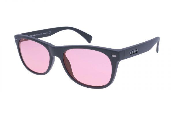 EnChroma Brille gegen Farbsehschwäche • Ellis black • Cx1 Indoor Lens