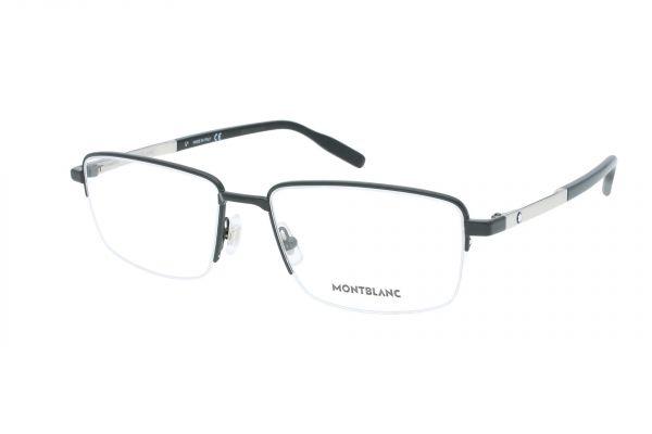 Montblanc Halbrand-Brille MB0020O 001