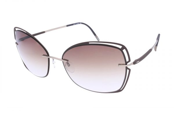 Silhouette Sonnenbrille Accent Shades 8177 75