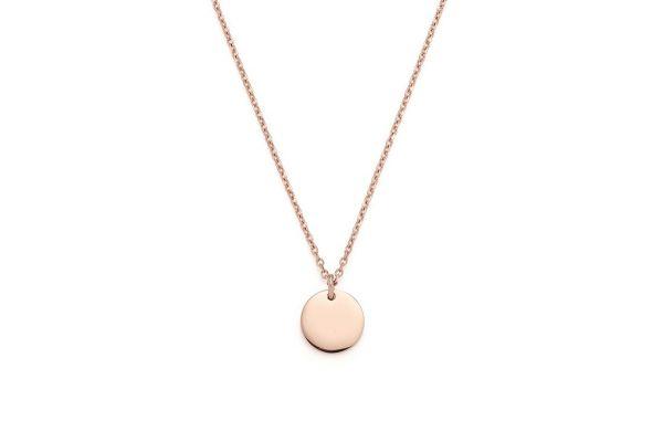 Leonardo Halskette Tessa Rosé Gold 019602