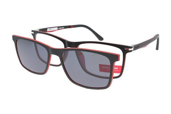 Solano Brille CL90071 A mit polarisiertem Magnet Sonnenclip