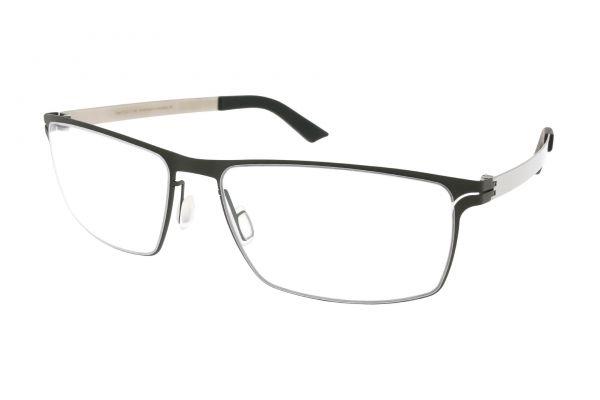 Grafix Brille GX6516 Black-Titanium • Seitenansicht