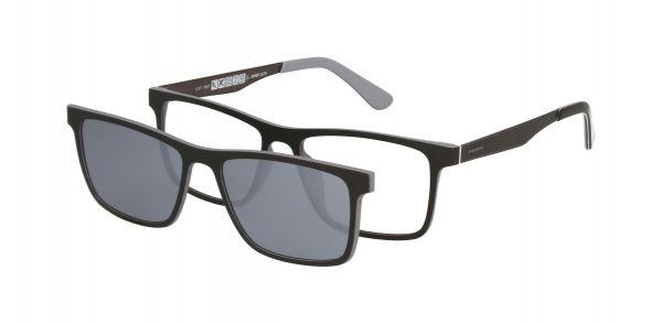 Solano Brille CL90106 B mit polarisiertem Magnet Sonnenclip