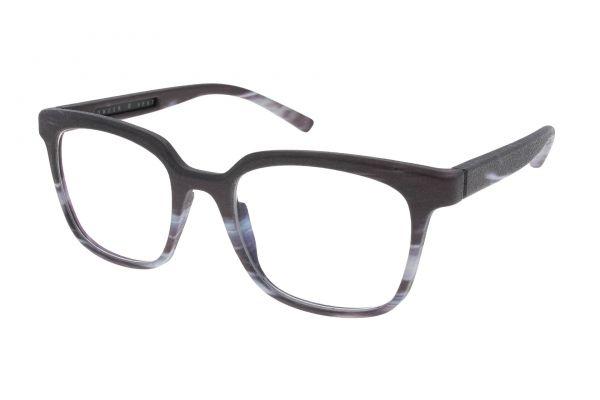 Powder & Heat Brille 307 The Genius - Seitenansicht