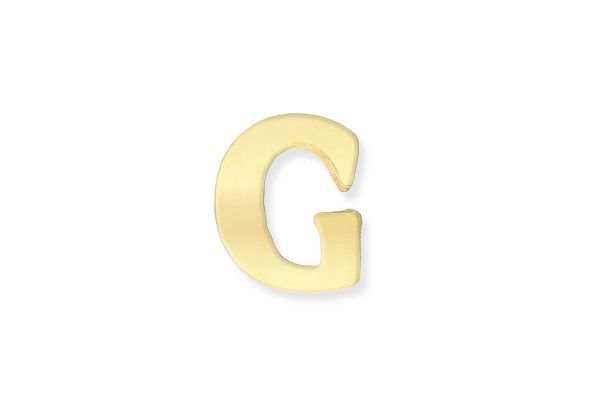 333 Gold Anhänger Buchstabe G