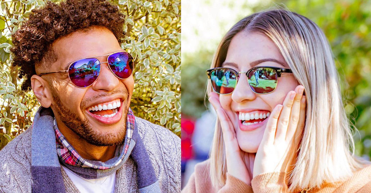Enchroma-Brillen-Farbenblindheit