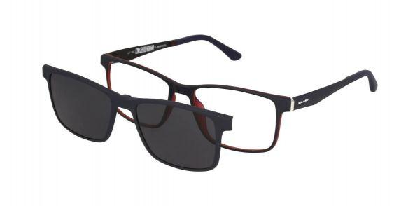Solano Brille CL90114 C mit polarisiertem Magnet Sonnenclip