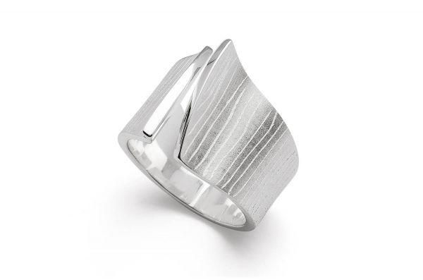 Bastian inverun Ring Silber 925 - 24331-56
