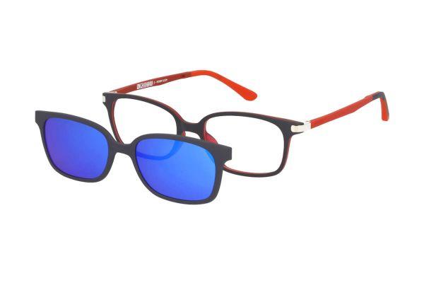 Solano Brille CL90063 D mit polarisiertem Magnet Sonnenclip