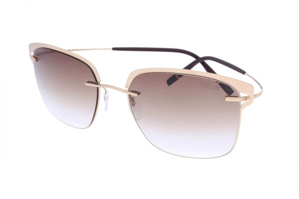 Silhouette Sonnenbrille Accent Shades 8718 75 7530