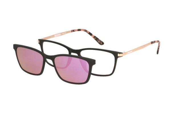 Solano Brille CL90102 A mit polarisiertem Magnet Sonnenclip