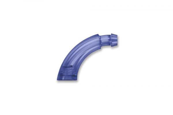 Phonak Winkelstück HE7 680 für Hörgeräte - Q7 violett