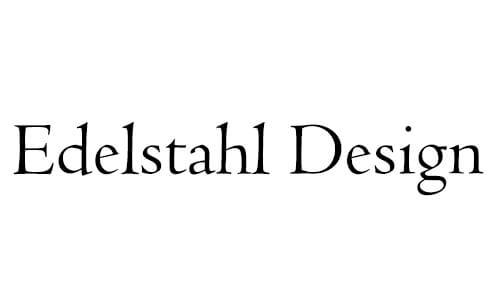 Edelstahl Design
