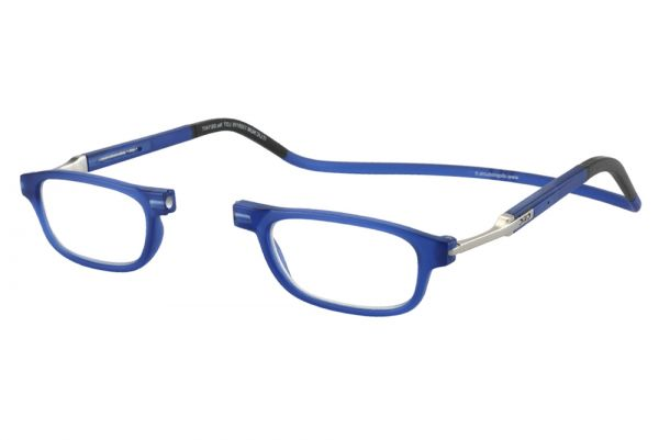 Clic Magnet Lesehilfe Flex Eckig Blau