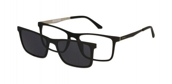Solano Brille CL90118 B mit polarisiertem Magnet Sonnenclip