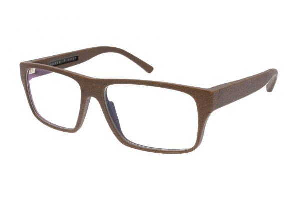 Powder & Heat Brille 302 The Bold - Seitenansicht