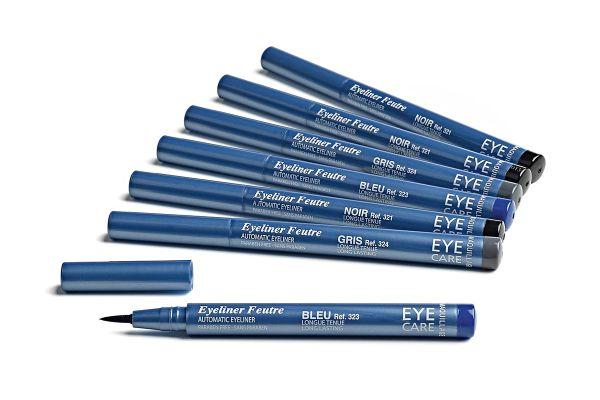 Eyecare Kosmetik Lidstrich Filzstift - Eyeliner Feutre