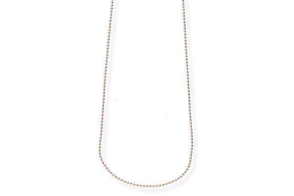 Blumenkind Halskette SC072R70 aus 316L Edelstahl - 70 cm