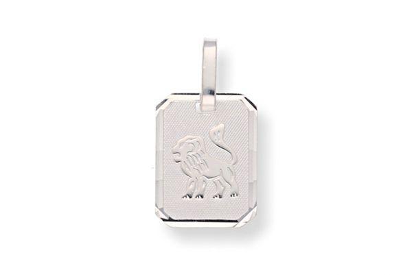 Sternzeichen Löwe - Anhänger 925 Silber