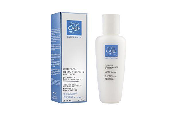 Eyecare Kosmetik Reinigungsemulsion für die Augen - Emulsion démaquillante