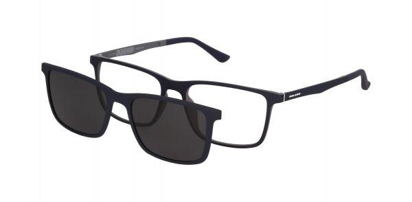 Solano Brille CL90126 C mit polarisiertem Magnet Sonnenclip