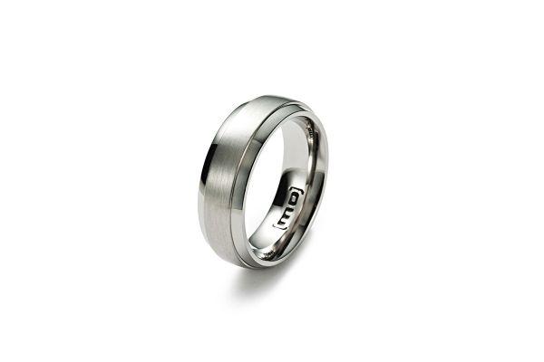 Monomania Ring 25360-62 - Gr. 62