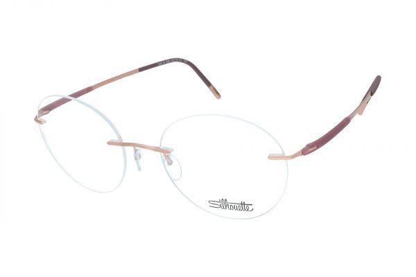 Silhouette Brille Titan Dynamics Contour 5540 IO 3530