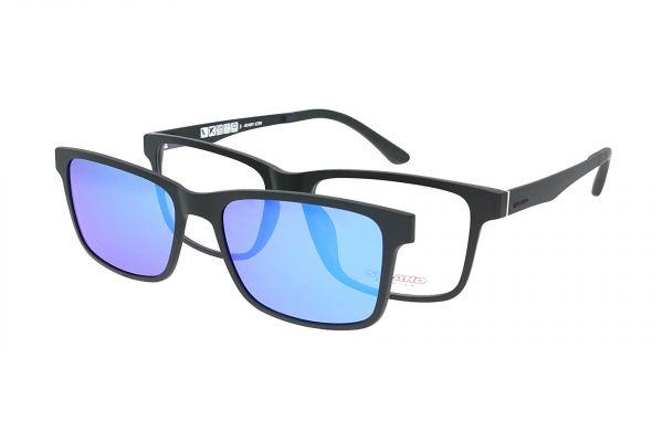 Solano Brille CL90047 H mit polarisiertem Magnet Sonnenclip