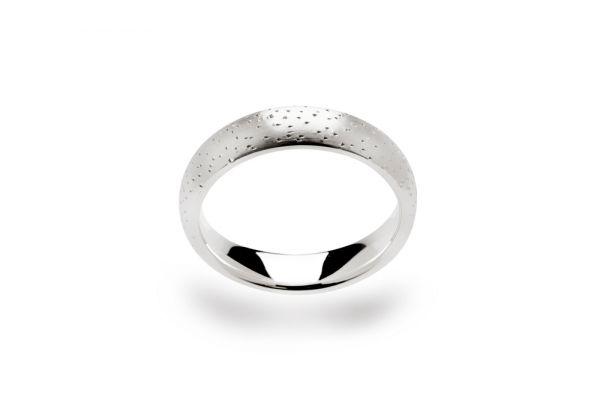 Bastian Ring 925 Silber Diamantiert