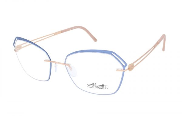 Silhouette Brille Aperture Accent Rings 5550 3530